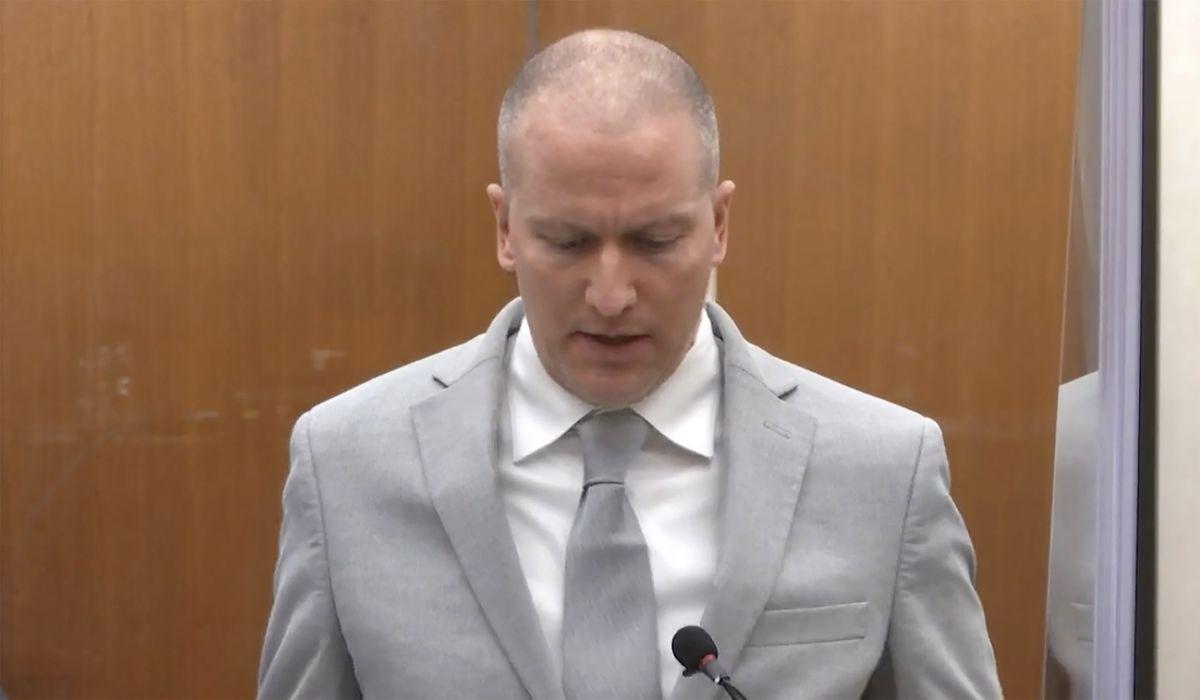 Derek Chauvin gets 22 1/2 years in prison for George Floyd's death 1