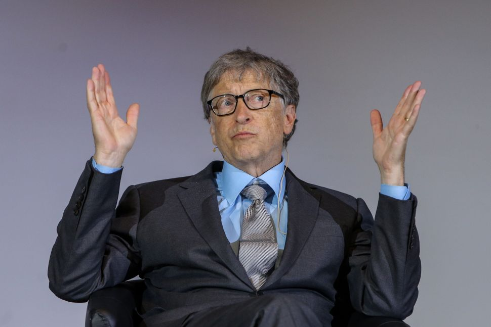 Bill Gates Pledges $2 Billion to Gender Equality After 'Office Bully' Accusation 1