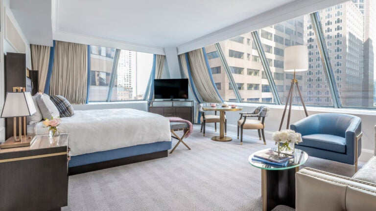 Take a peek inside The Langham, which has reopened after a massive makeover 1