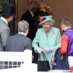 Joyous Queen Elizabeth returns to Ascot races following absence due to COVID-19 4