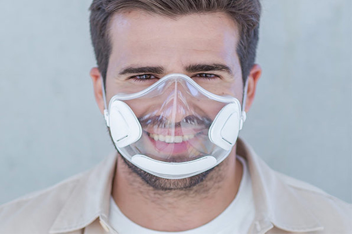 This innovative, protective face mask is on sale for over 15% off 1