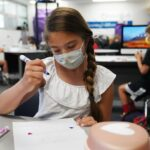 As COVID-19 rates dip, parents demand that masks be optional for students next fall 3
