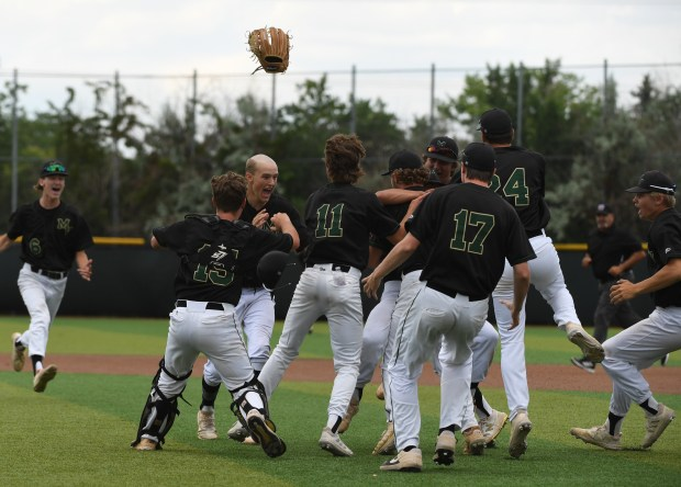 Evan Magill's gem leads to Mountain Vista's second Class 5A baseball title in four years 1