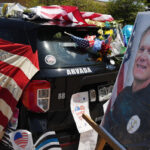 Funeral procession for Officer Gordon Beesley will close roads Tuesday morning 8