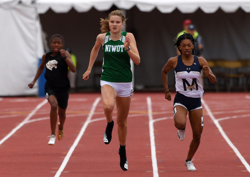 How Taylor James, Niwot used rock to roll to Class 4A girls title 1