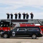 PHOTOS: Slain Arvada police Officer Gordon Beesley mourned with funeral, procession 6