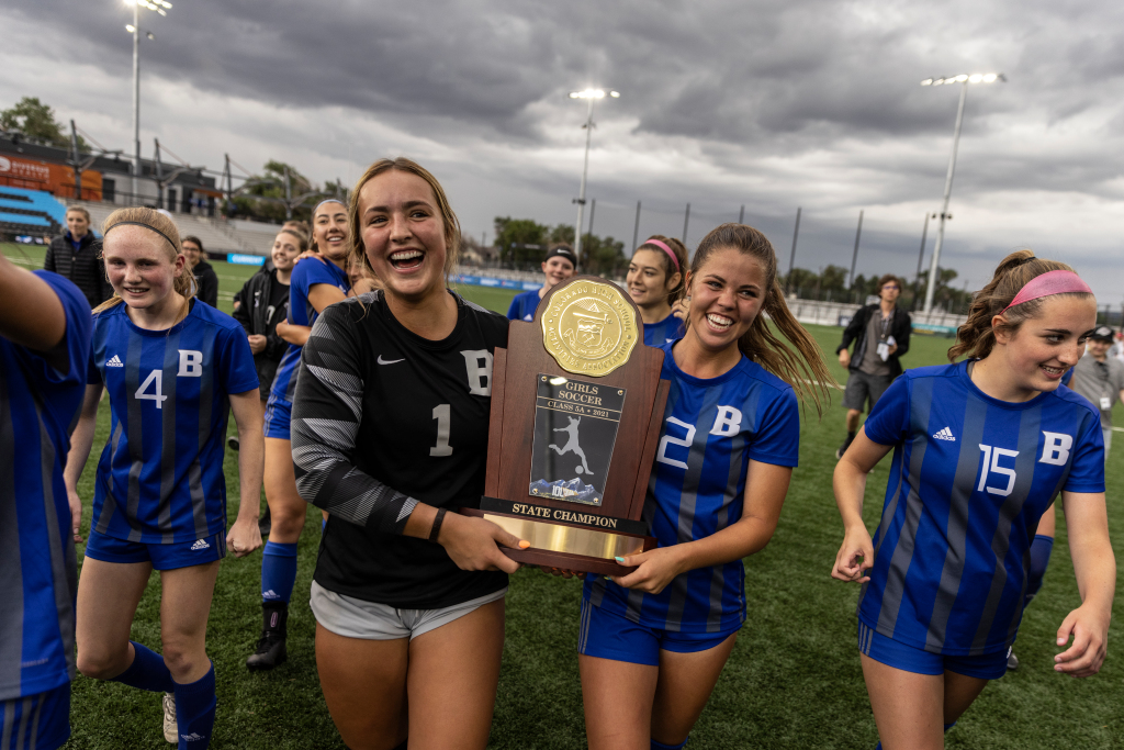 PHOTOS: Class 4A and 5A Colorado State Soccer Championships 1