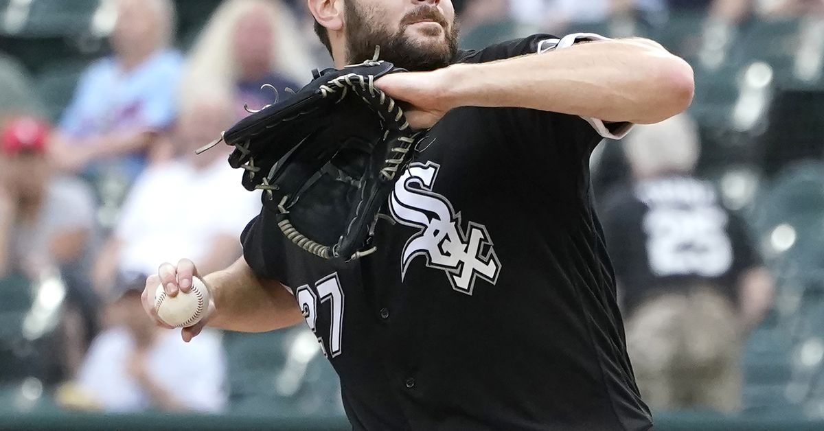 Lucas Giolito takes issue with 'classless' Twin Donaldson: 'He's a [bleeping] pest' 1