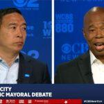 NYC mayoral Andrew Yang leaves door open to receive PBA endorsement 15