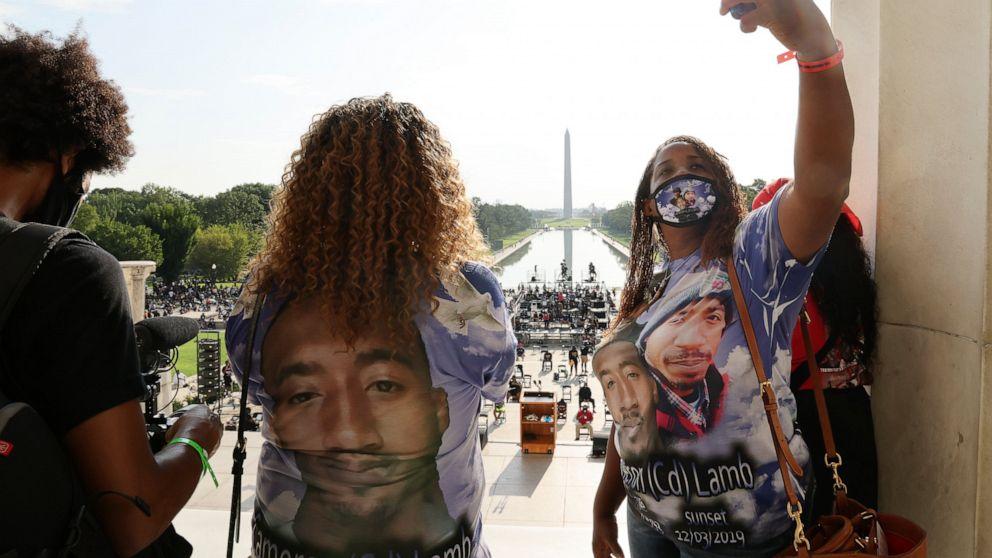 Family of Black man slain by officer sues Kansas City police 1