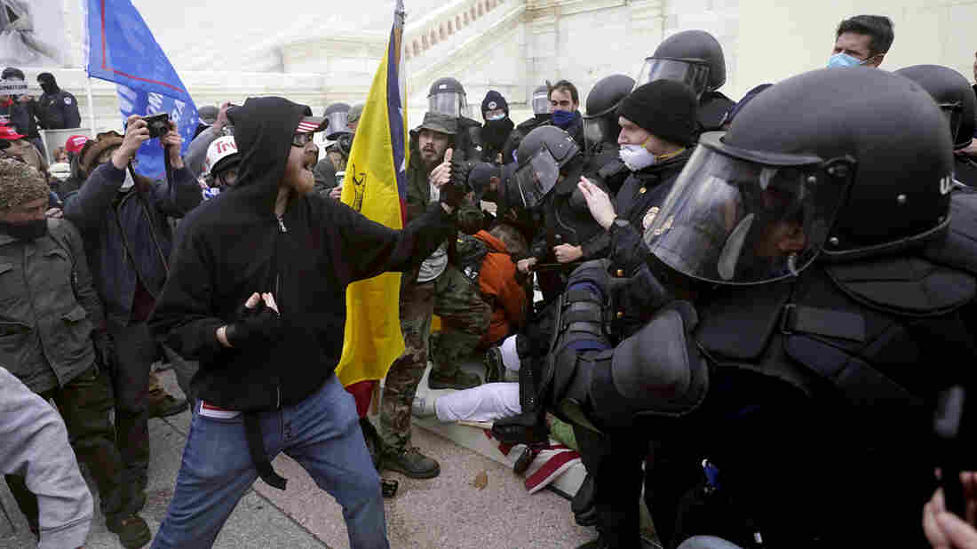 The House Will Vote On A Select Committee To Investigate The Jan. 6 Riot 1