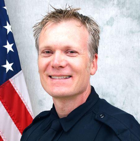 Slain Arvada police Officer Gordon Beesley remembered as goofy, joyous man at funeral 1