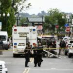 Officer Shot 'Good Samaritan' Johnny Hurley Who Killed Arvada Shooter, Police Confirm 6