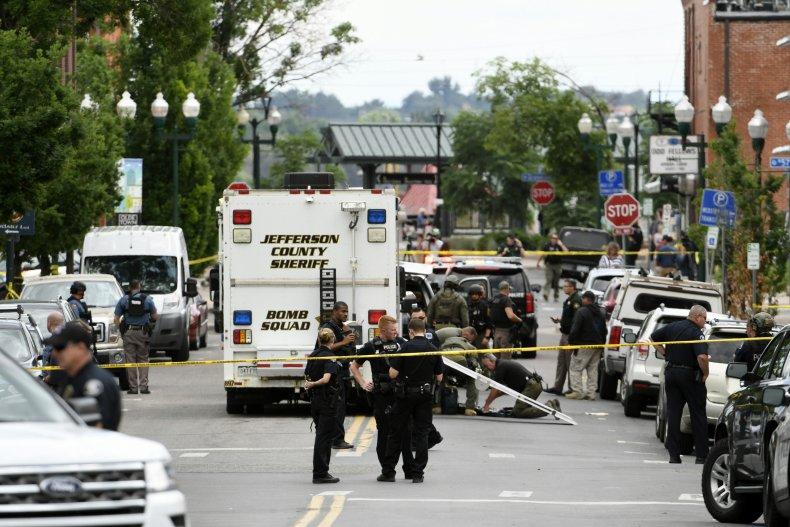 Officer Shot 'Good Samaritan' Johnny Hurley Who Killed Arvada Shooter, Police Confirm 1