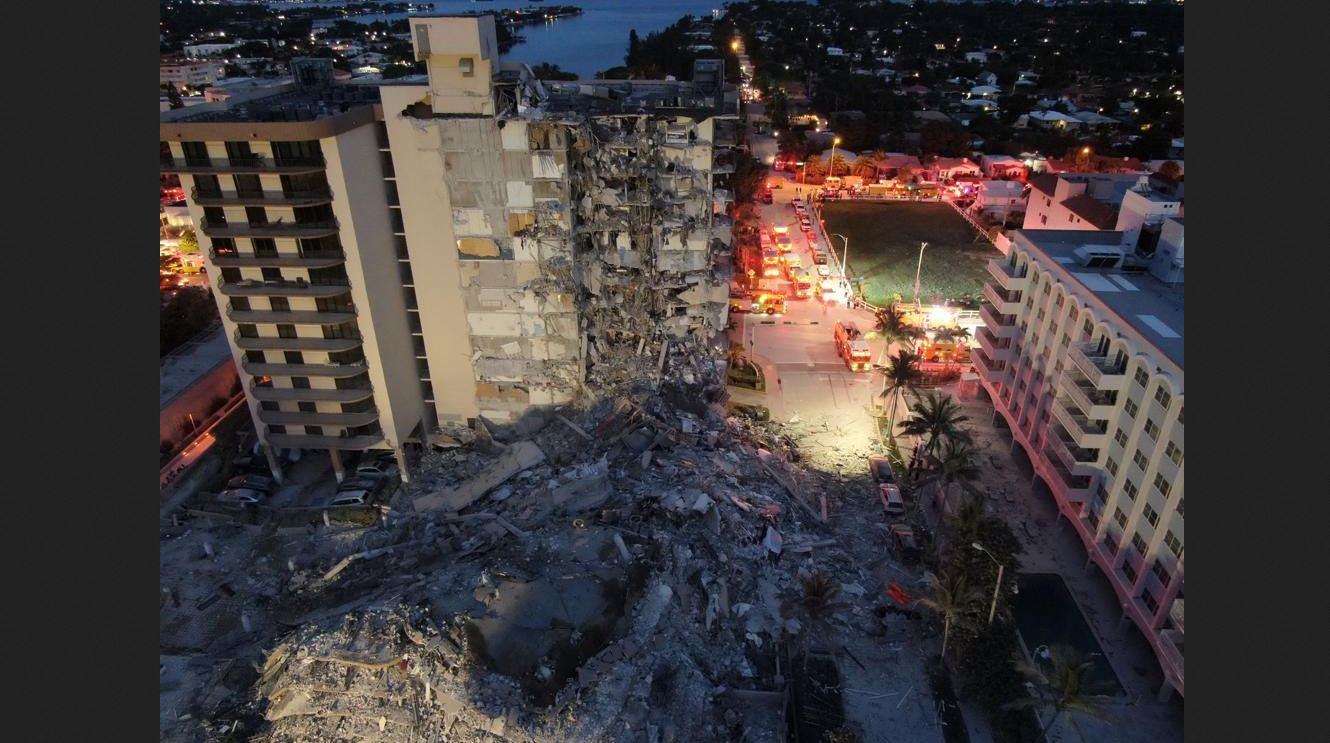 Collapsed Miami Condos' Rooftop Cell Tower Also Being Investigated in Class-Action Lawsuit 1