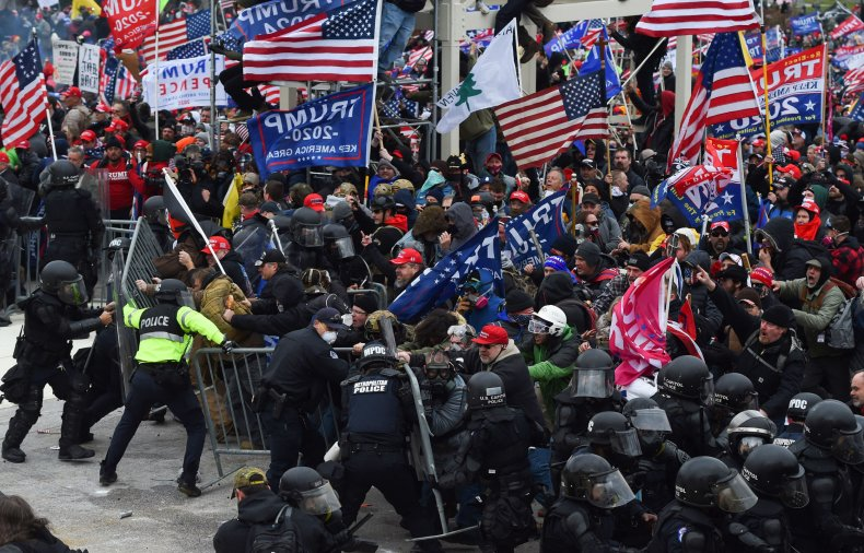 GOP Voters Say Capitol Rioters Don't Represent Them, More Blame Biden Over Trump: Poll 1