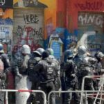 WorldView: 60 officers hurt in Berlin riot; construction flaws blamed for Mexico subway collapse 18