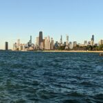 Opening day: Wandering Chicago lakefront hoping on perch, more enjoying the morning than catching 15