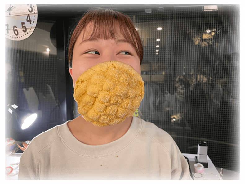 You Can Now Buy an Edible Face Mask Made Out of Bread 1