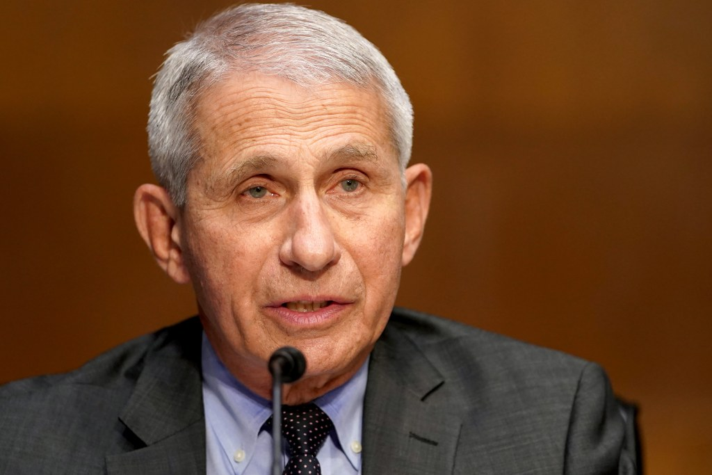COVID: Fauci responds to topics of a lab leak and masks made public in emails 1