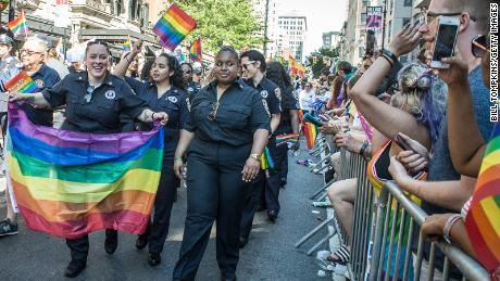Banning uniformed officers at Pride sparks fresh debate over complex issue 1