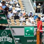 Roger Federer says 'misunderstanding' caused heated debate with chair umpire in French Open win 8