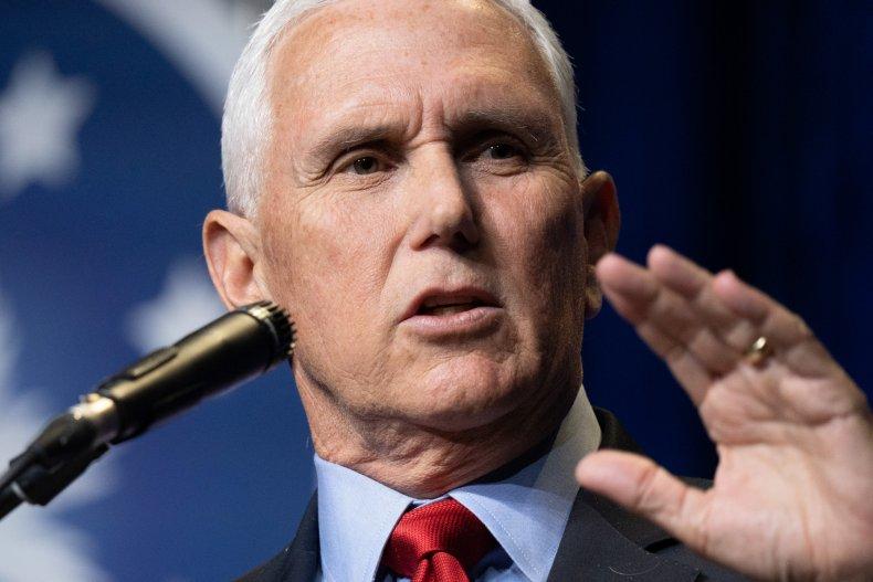 Pastor Greg Locke Calls Mike Pence 'Judas' Following Speech on Capitol Riot 1