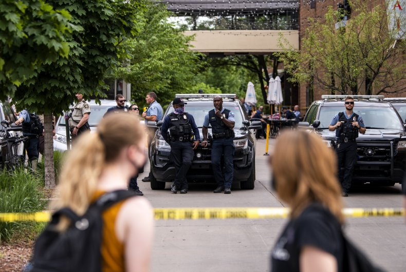 Looting and Rioting in Minneapolis After Fatal Police Shooting 1