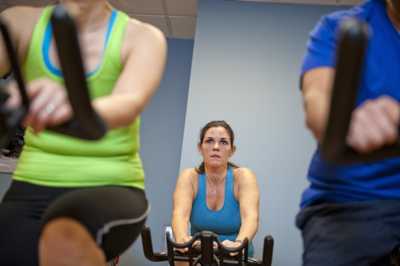 Woman Who Didn't Exercise for a Year 'Nearly Dies' After Intense Spin Class 1