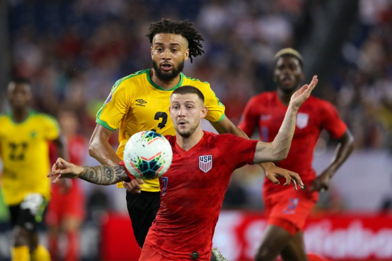 COVID-19 Protocols Keep Jamaica's Soccer Team From Entering Japan, Cancels Exhibition 1