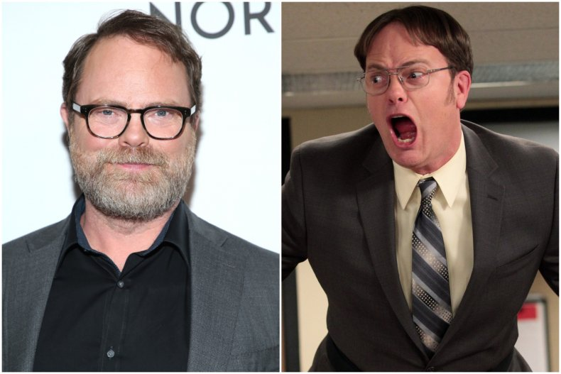 Rainn Wilson Says This is His Favorite Episode of 'The Office' 1
