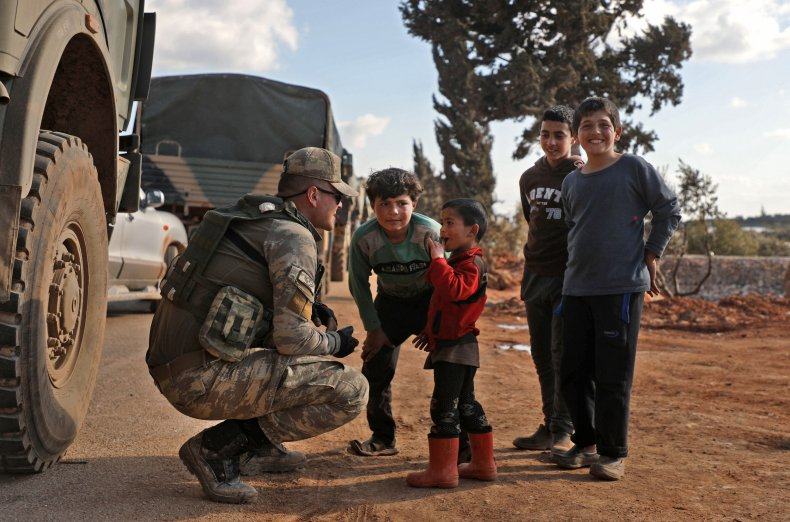 Russia Should Keep Lone Syria Border Crossing Open or Syrians Will Die, U.S. Ambassador Says 1