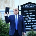 Over 12,000 Christians Want Trump 'Held Accountable' for Tear-Gassing BLM Protesters 7
