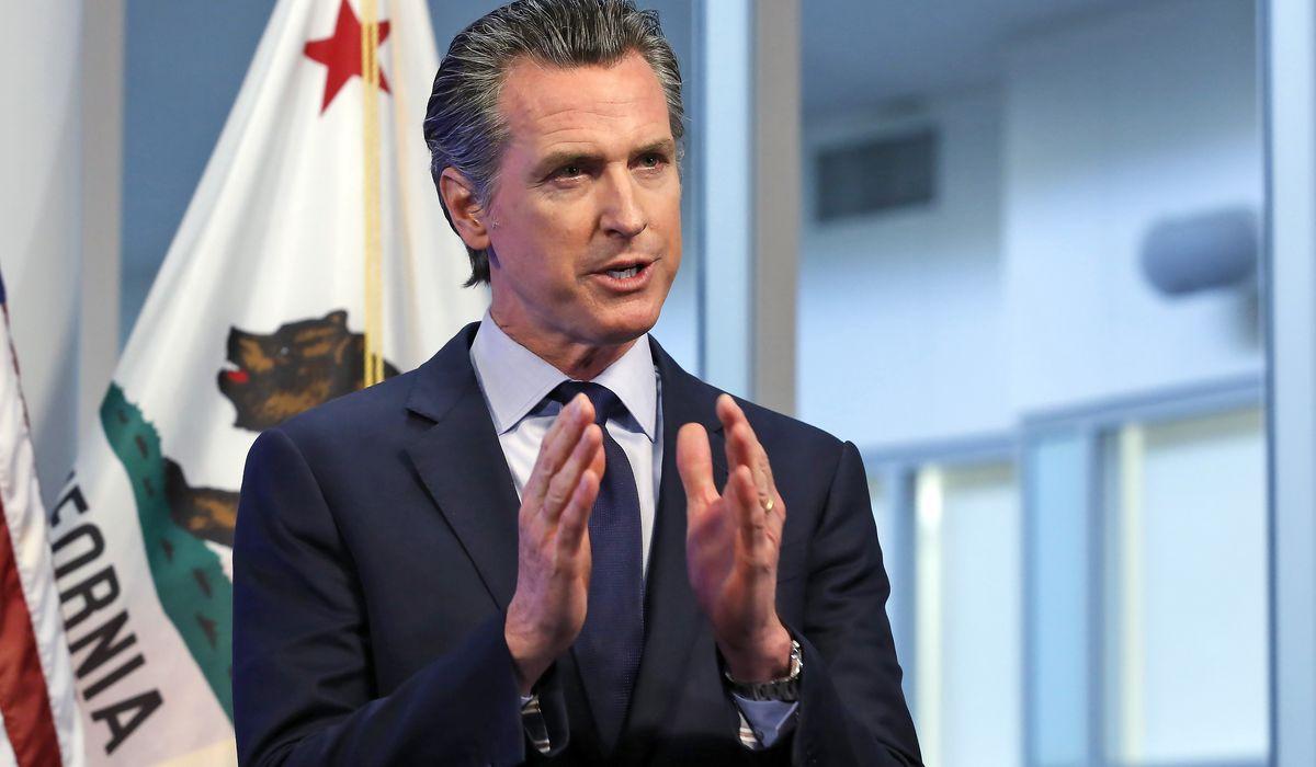 Gavin Newsom, California governor, won't lift coronavirus 'state of emergency' 1