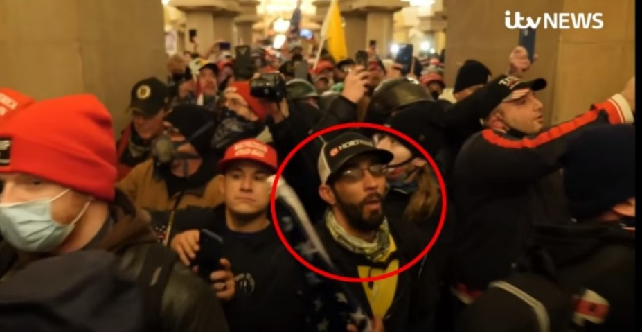 10th Coloradan arrested in connection with U.S. Capitol riot 1