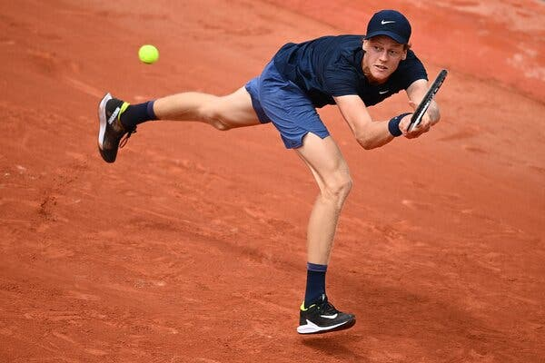 Young Italian Men are Taking Over the French Open. They Have No Idea Why. 1
