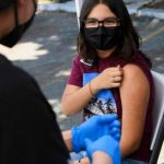 CDC urges adolescents to get vaccinated against COVID-19 as hospitalizations rise 7