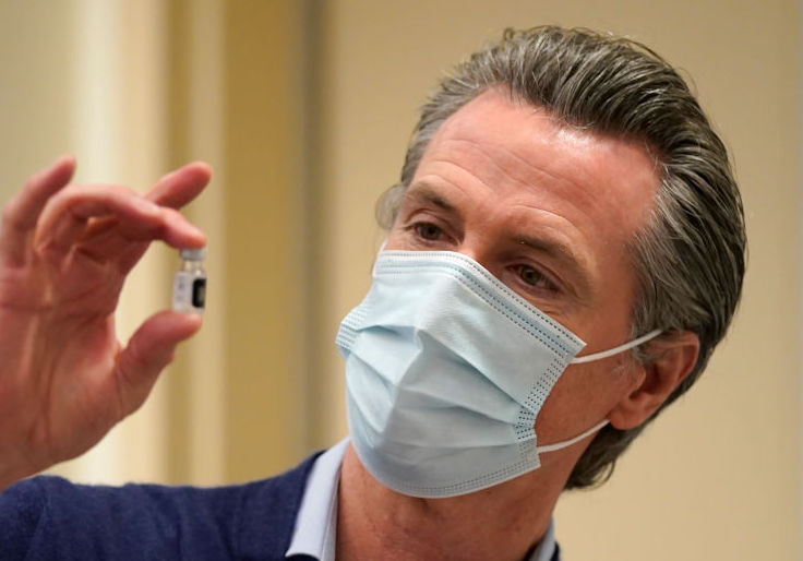 Newsom Hit With Major Settlement Over COVID Lockdowns on Churches 1