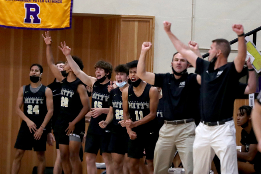Boys basketball: Mitty makes big statement, takes first step towards Open Division repeat 1