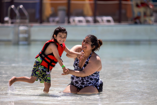 Brand new South Bay Shores waterpark opens at Great America 1