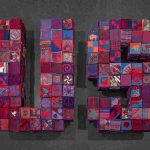 An Artist Leads A 'Violet Protest' Against Polarization 6