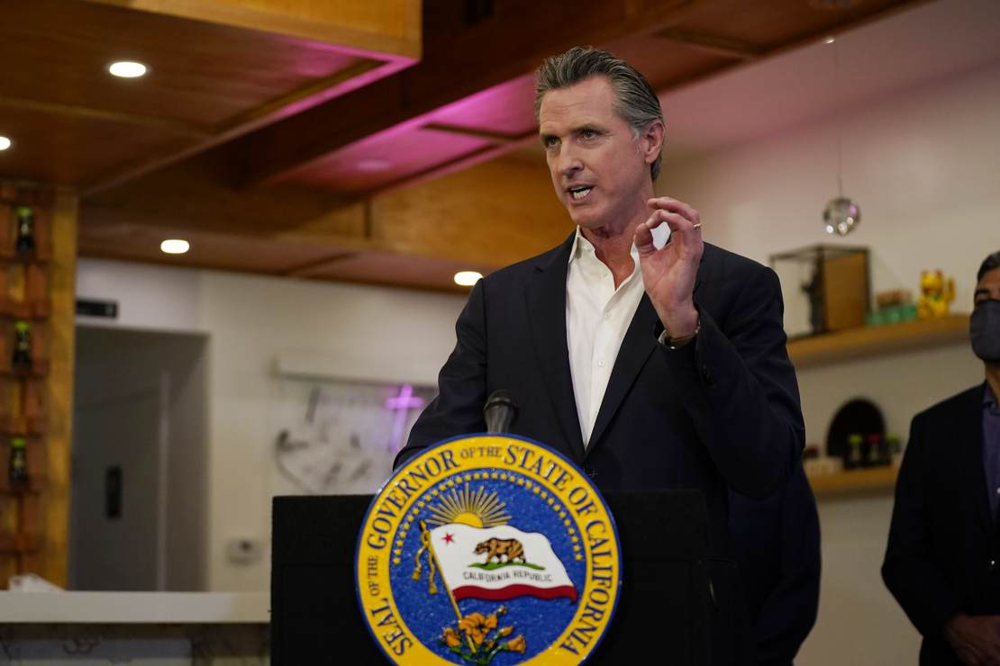 Governor Newsom Reneges on Promise to Surrender His Emergency COVID-19 Powers 1