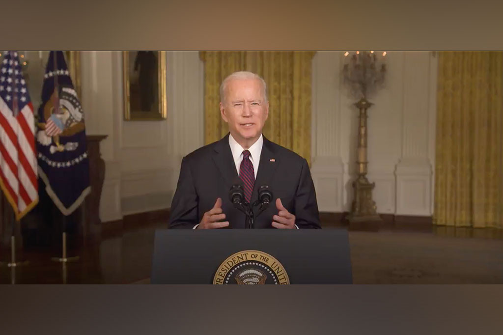 Biden to class of 2021: You are at a 'turning point' to end 'systemic racism' 1
