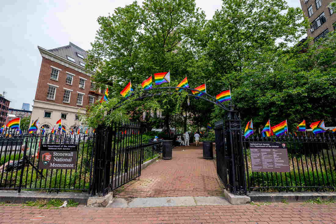 As Reopening Continues, Pride Celebrations Return Cautiously 1