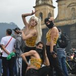 The Vogueing Protesters of Bogotá, Colombia 6