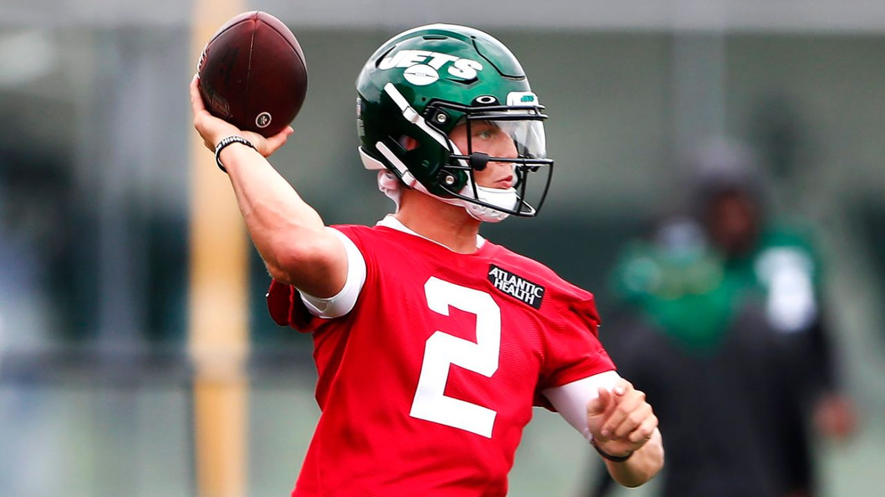Jets to face Giants on Aug. 14 in opener of three-game preseason 1