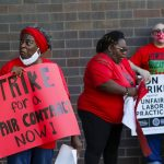 Despite teachers strike, Chicago's Urban Prep keeps doors open for students' final exams; CTU blasts charter school management and CEO pay 6