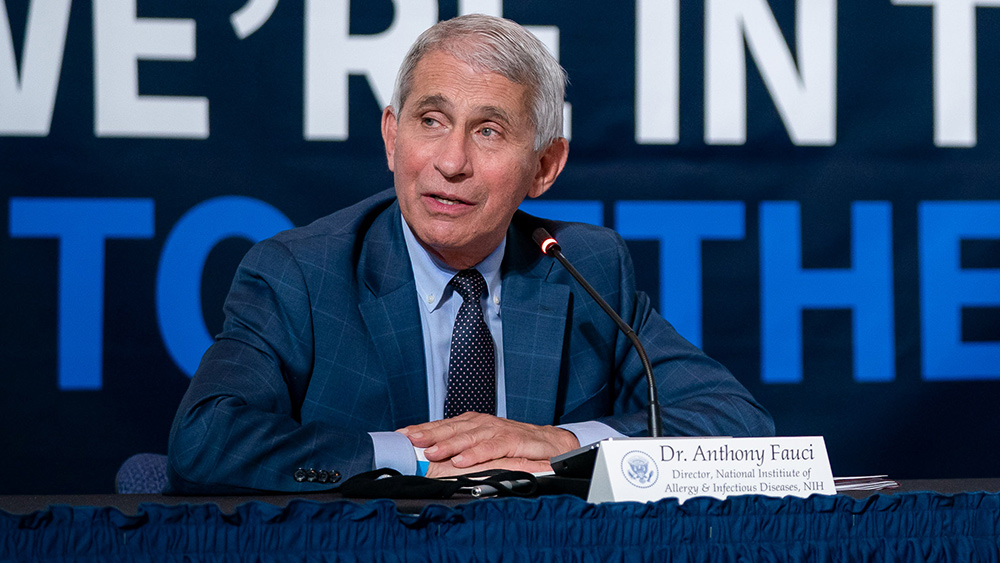 Leaked email shows scientist who manipulated coronaviruses thanking Fauci for lying about covid 1