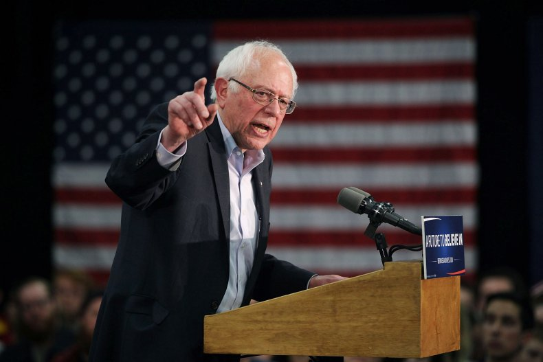 Bernie Sanders Protests New Senate Bill That Gives Money to Jeff Bezos-Owned Firm 1
