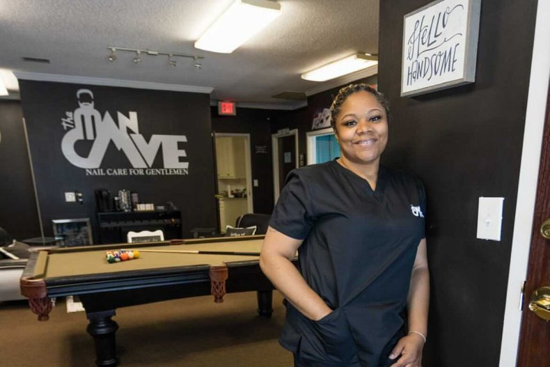 'I Opened a Men-Only Nail Salon' 1
